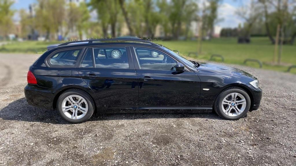 BMW 318i E91 LCI 143hp 2.0 2009 + ALU felge