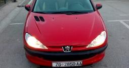 Peugeot 206 * Registriran * Odličan *96100km*