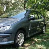 Peugeot 206, 1.4 (55kW) *bez ulaganja*