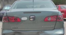 Seat Cordoba, 2003, oštećena