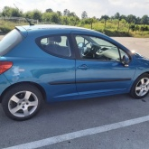 Peugeot 207 1.6 HDI - dijelovi