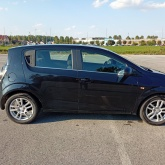 Prodajem Chevrolet Aveo 2011. godina