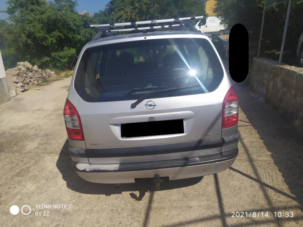 Opel sa 7 sjedala