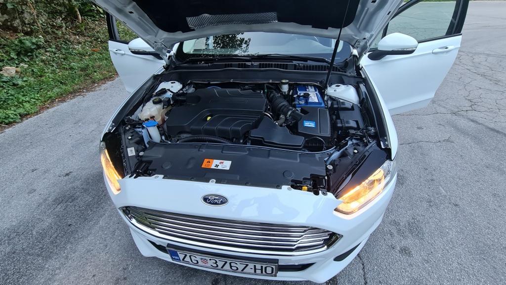 Ford Mondeo 2.0 tdci automatik