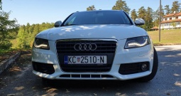 Audi A4 B8,registriran 09/2022,BEZ ULAGANJA