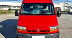 Renault Master 2.5TD, prvi vlasnik