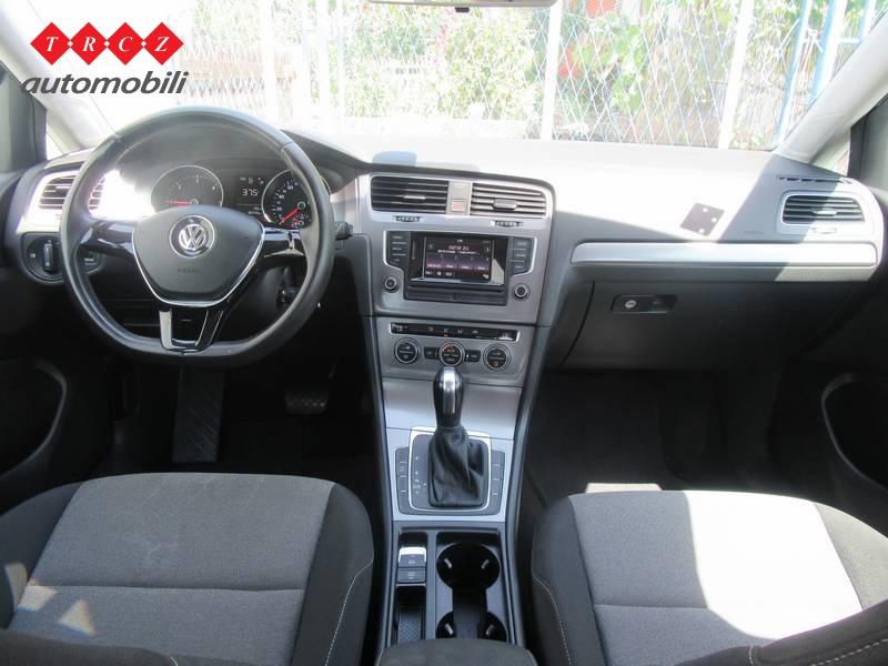 VW GOLF VII 1,6 TDI DSG