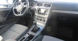 VW GOLF VII 1,6 TDI