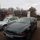 BMW 525 D karavan, automatik+seletronic