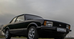Ford Taunus 2.0, v6, reg. 11/18. g., 1976. g., restauriran