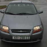 Chevrolet Aveo 1.2 plin