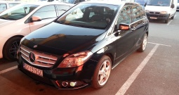 Mercedes B klasa, nova linija, 180 CDi
