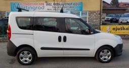 Fiat Doblo 1,6 M-jet, 5 sjed.,teretni, u sustavu PDV-a, 100% odbitak, 2011 god.