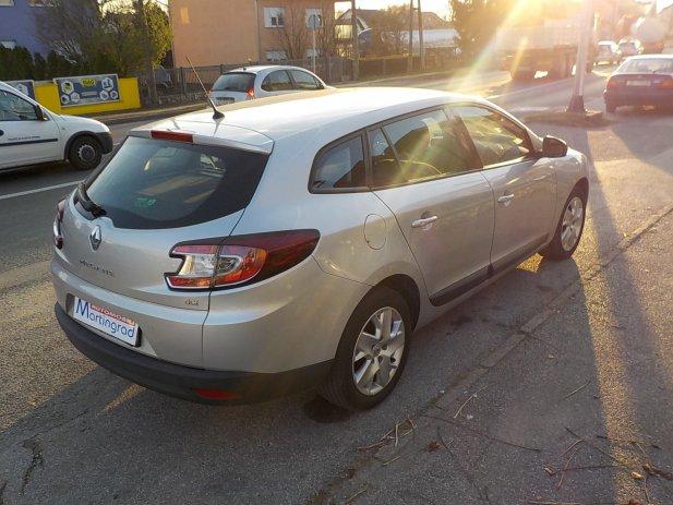 RENAULT MEGANE 1,5 DCI N1 TERETNO, 100% TROŠAK,model 2013, 2012 god.