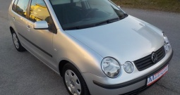 VW Polo 1,4,16V,Comfortline,klima,regis. do 6/17 g,na ime,**KARTICE**