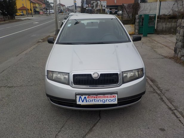 Škoda Fabia Combi 1,4 MPI,klima, REG. do 4/18 god,**KARTICE**RATE**
