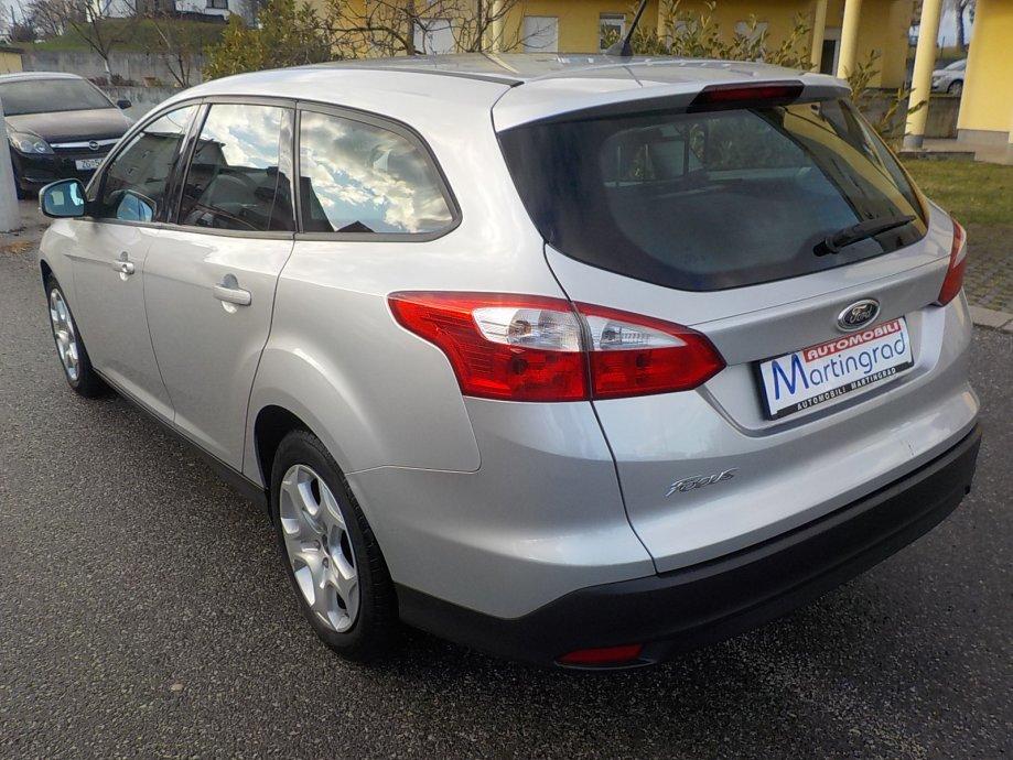Ford Focus 1,6 TDCI, N1 teretni 4 sjed.,+ PDV,100% trošak,MODEL 2013, 2012 g...