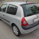 Renault Clio 1,5 DCI,reg.06/17,MODEL 2004**KARTICE**RATE**