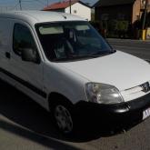 Peugeot Partner 1,6 HDI,reg.08/17,1 vlasnik,klima,MODEL 2008**KARTICE*
