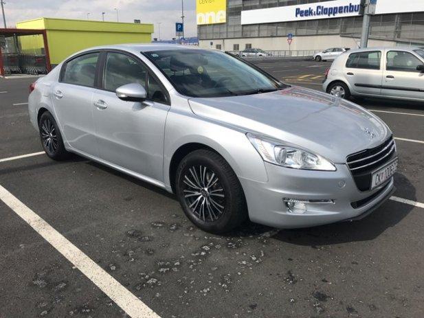 Peugeot 508 1,6HDI,1vl.,nije uvoz.reg.02/18,MODEL 2012*KARTICE**RATE*