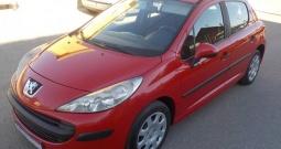 Peugeot 207 1,4i,klima,reg.,10/2017,na ime,MODEL 2008**KARTICE**RATE**