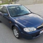 Mazda 323 2,0 DITD,reg.02/18,klima,MODEL 2001**KARTICE**RATE**