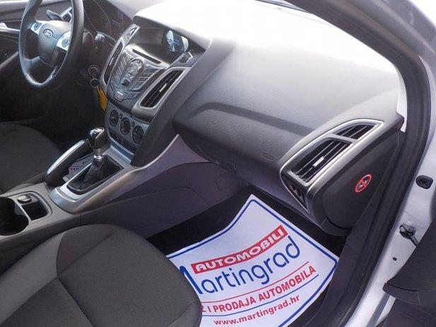 Ford Focus 1,6 TDCI, N-1,4 sjed.,teretni,u PDV-u,100% trošak MOD.2013