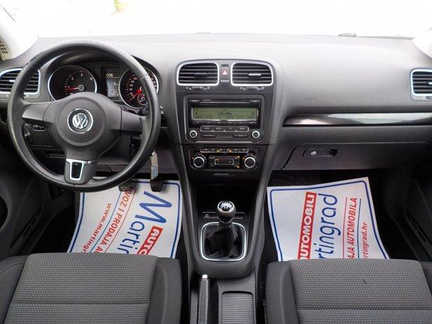 VW Golf VI 1,6 TDI,reg.04/18,na ime,MODEL 2010**KARTICE**RATE**