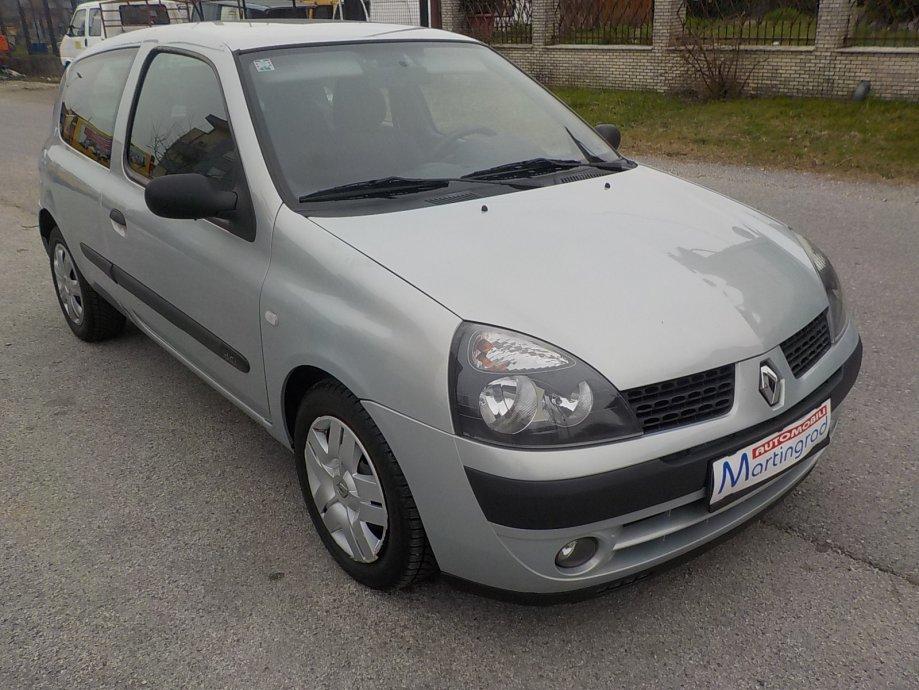 Renault Clio 1,5 DCI,reg.05/18,MODEL 2004**KARTICE**RATE**