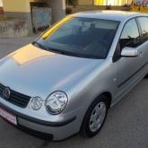 VW Polo 1,4,16V,Comfortline,klima,regis. do 5/18 g,na ime,**KARTICE**