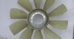 Fan, ventilator