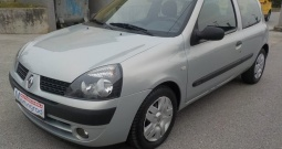 Renault Clio 1,5 DCI,reg. do 06/18,MODEL 2004**KARTICE**RATE**
