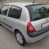 Renault Clio 1,5 DCI,reg. do 06/18,MODEL 2004**KARTICE**RATE**