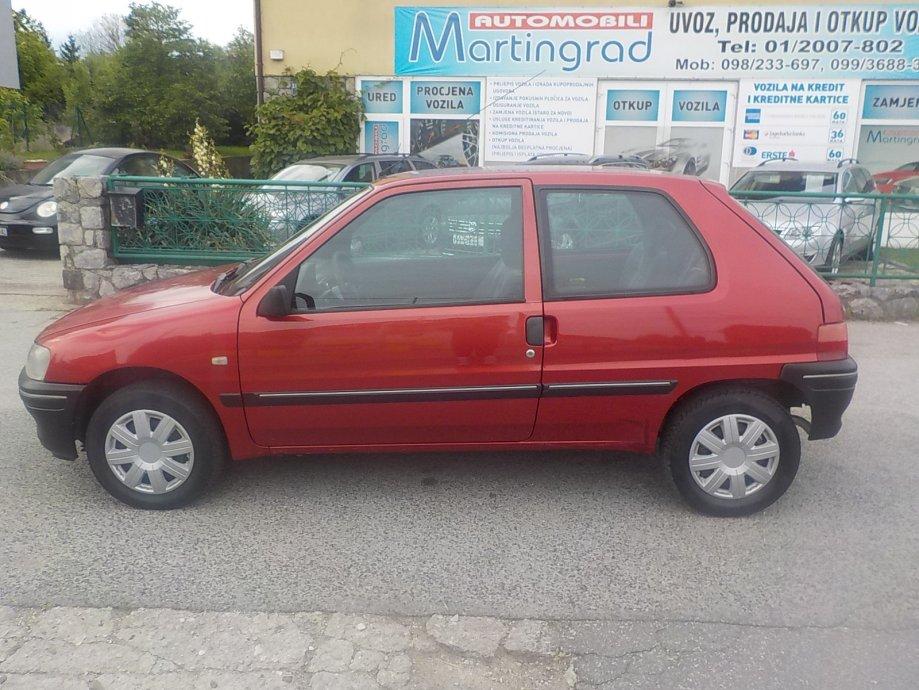 Peugeot 106 1,1i,reg.08/17,179.000 km,MODEL 2002**KARTICE**RATE**