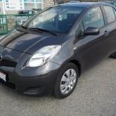 Toyota Yaris 1,4D-4D,klima,reg.5/18,MODEL 2012.** KARTICE**RATE**