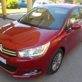 Citroen C4 1,6 HDI,Exclusive,reg.05/18,MODEL 2012**KARTICE**RATE**