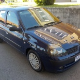 Renault Clio 1,4 16v,reg.12/17,MODEL 2004,**KARTICE**RATE**