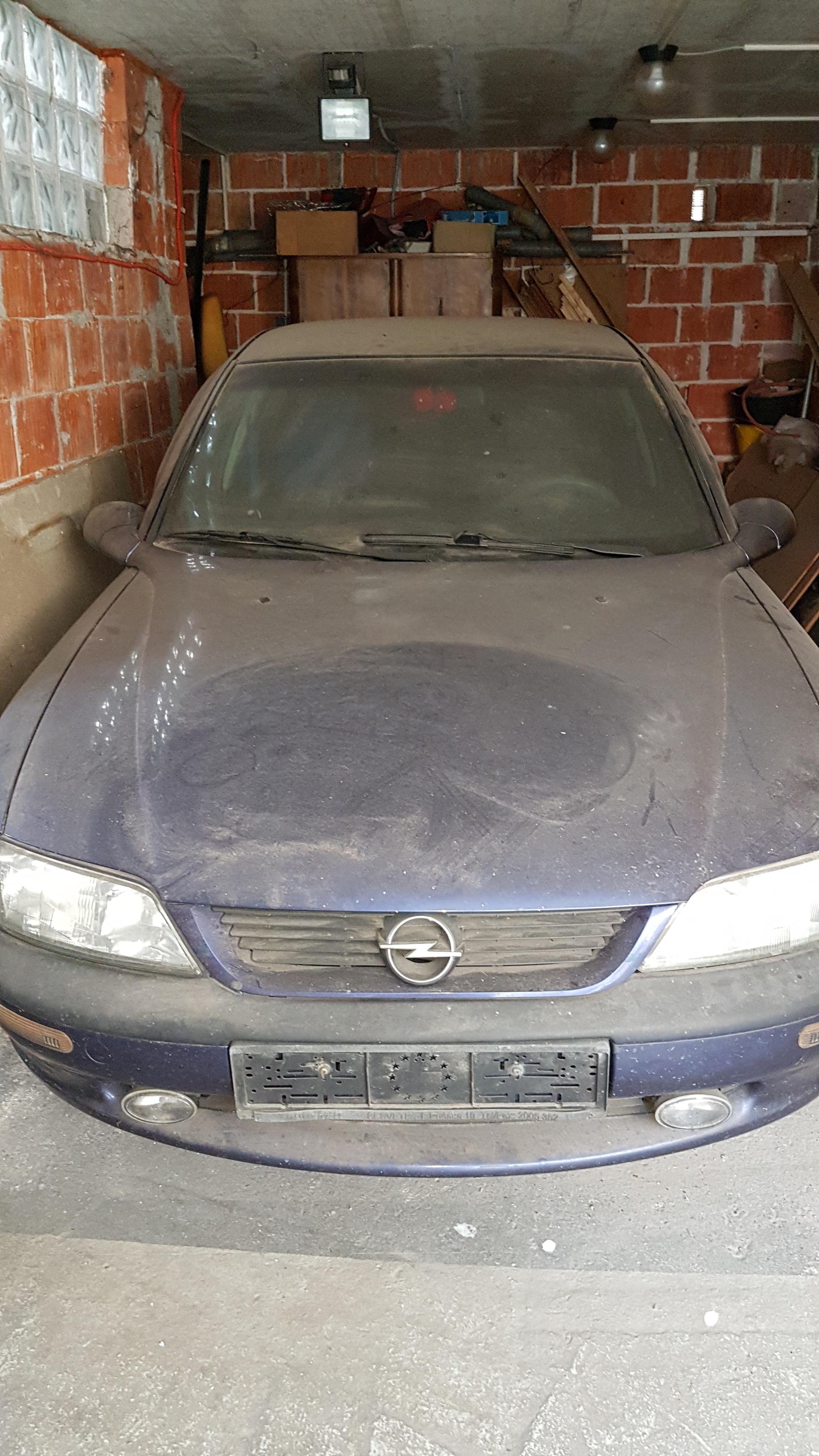 Opel Vectra, 1.6 16V