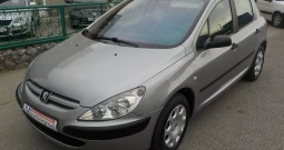Peugeot 307 1,4 HDI,klima,reg.5/18,MODEL 2003**KARTICE**RATE**
