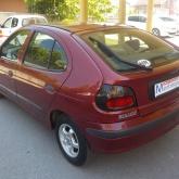 Renault Megane 1,9D,klima,reg.05/18,MODEL 1998**KARTICE**RATE**