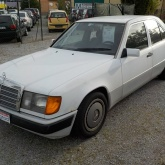 Mercedes E-klasa 230i,reg.11/17,MODEL 1992**KARTICE**RATE**