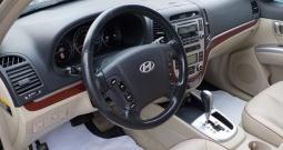 Hyundai Santa Fe 2,7i,GLS,4x4,1 vl,reg.08/17,MODEL 2007*KARTICE**RATE*