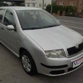 Škoda Fabia 1,9 SDI,klima,reg.06/18,MODEL 2006**KARTICE**RATE**