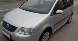 VW Touran 1,9 TDI,7 sjedala,reg.5/18,MODEL 2006**KARTICE**RATE**
