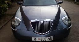 Lancia Thesis, 2.4 atestiran plin