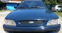 Ford Escort 1.8 TD - limarija uređena, dobro stanje motora