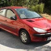 Peugeot 206, 1.4 benzin
