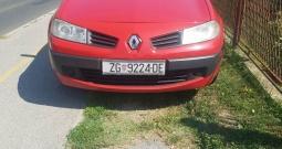 Renault Megane Grandtour 1.5 DCi, registriran