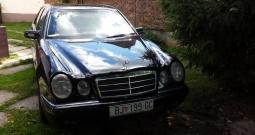 Mercedes E-klasa 300D Elegance
