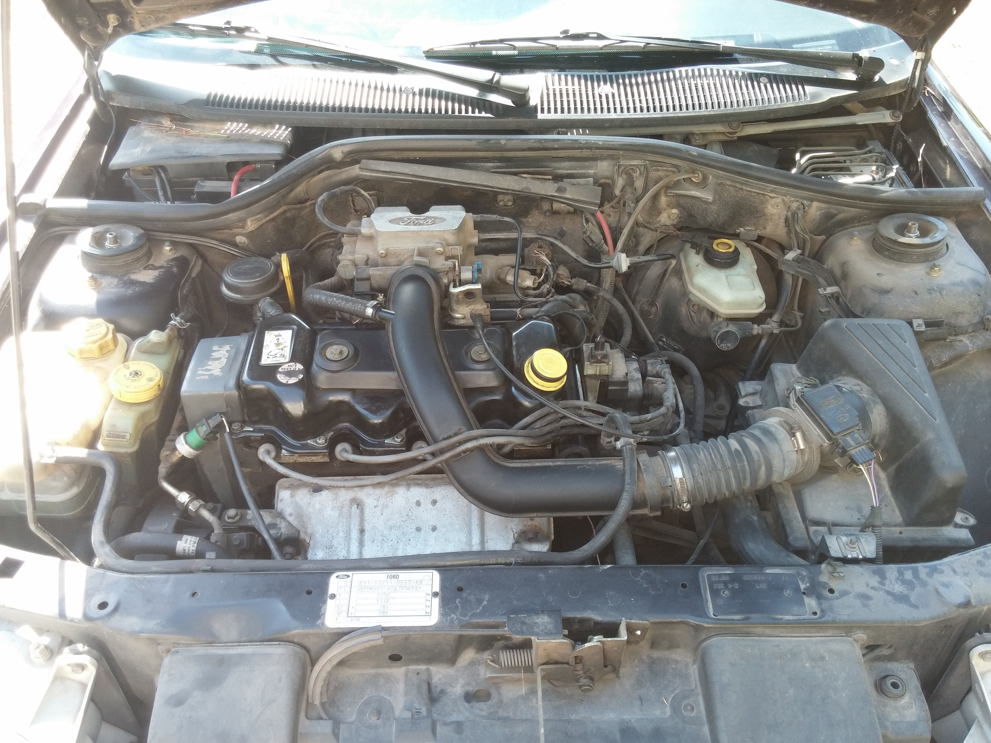 Ford Escort, 1.4i benzin